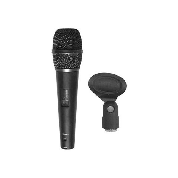 microphone and clip
