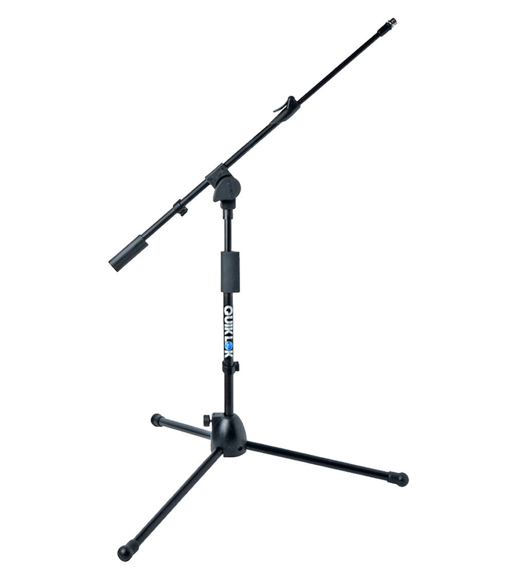 Short Tripod Mic Stand Microlite with Telescopic Boom