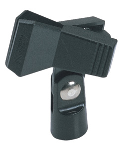 Quik Lok Large Rubber Mic Clip for Wireless Microphones MP-850