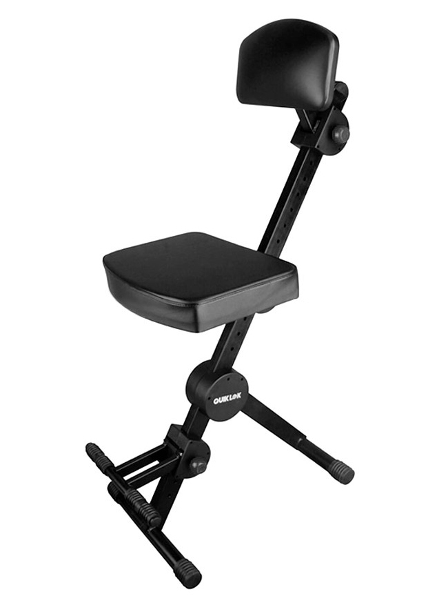 DX-749 Musicians Seat with Backrest