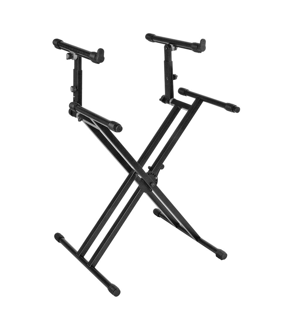 QL-742 Double Tier Keyboard stand.
