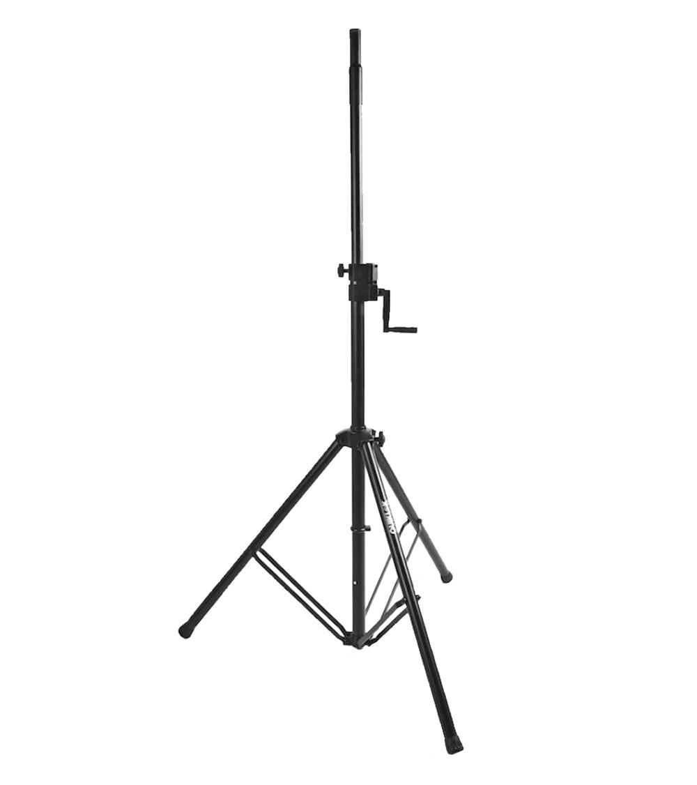 Wind Up Steel Speaker Stand